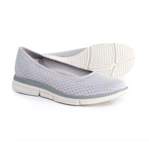 Merrell Zoe Sojourn Ballet Mesh Slip-on Shoes